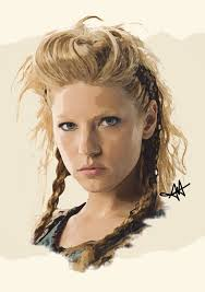 Viking Hairstyle Female lagertha explore lagertha on deviantart 2144 by wearticles.com