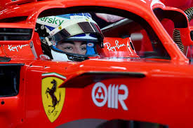 Ferrari test driver marc gene s got a pretty sweet gig. Giuliano Alesi Shares His Thoughts After Leaving Ferrari Driver Academy