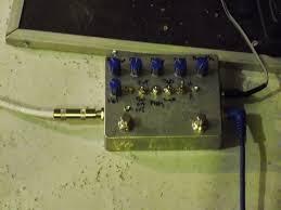 guitar fx layouts mad professor deep blue delay