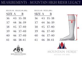Mountain Horse Mountain High Rider Legacy Boots