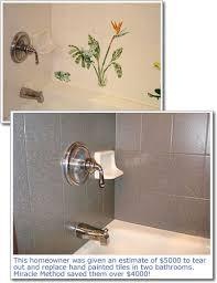 bathroom tile refinishing. Bathroom Tile Refinishing