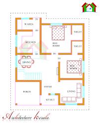 square feet kerala house plan   ARCHITECTURE KERALA square feet kerala house plan