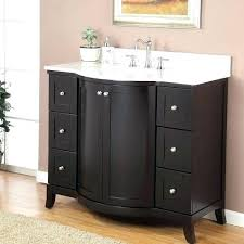 42 bathroom vanity inch bathroom vanity inch single sink vanity wood traditional bathroom vanities regarding inch