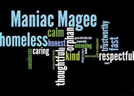 best multi genre author project jerry spinelli images on maniac magee themes wordle