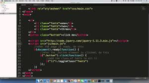 Linking your index.html page to a JavaScript file. - YouTube