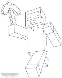Minecraft Color Page Color Elegant Best Coloring Pages To Print