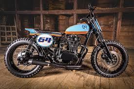 no 64 yamaha xs650 dirt tracker h garage pipeburn com