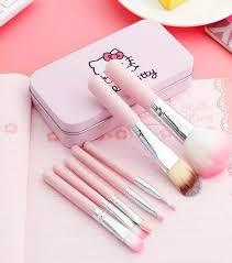professional makeup brushes set 7pcs