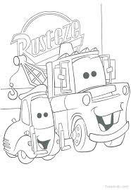 disney pixar cars colouring pages coloring to print color