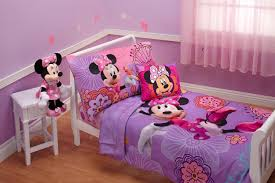 image of minnie mouse toddler bed set hello kitty