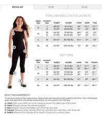 Jcpenney Junior Plus Size Chart Juniors Yellow White