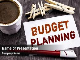 Budget Powerpoint Theme Powerpoint Template Budget