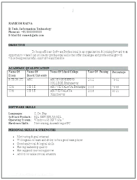 Two Page Resume Format Simple Two Page Resume Template Tigertweetme