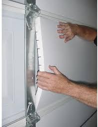 details about garage door insulation kit 8 pieces foam panel boards energy efficient weather