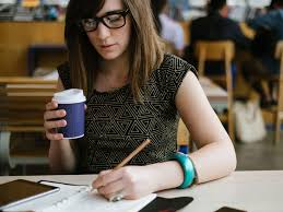 non plagiarized essay writing issues and advice org girl writing non plagiarized essay