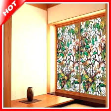 stained glass sticker decorative stained glass for church windows stained glass sticker