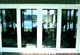 pocket door exterior pocket door patio ding glass blinds automatic entry doors sliding glass