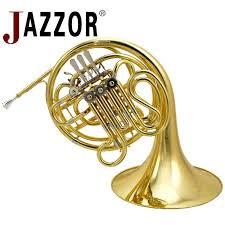 JAZZOR JYFH E120G <b>4 key</b> single <b>French</b> Horn Entry Model, <b>Bb</b> flat ...