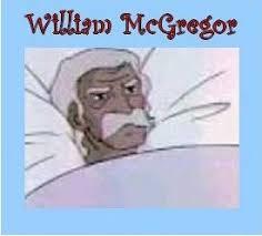 William MacGregor