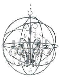 orb chandelier bronze incredible black sphere chandelier bronze orb chandelier rae 4 light clear glass orb