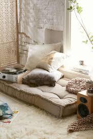 floor pillow living room