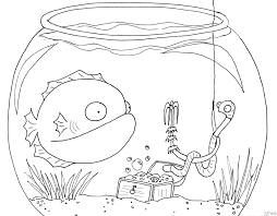 Small Picture Underwater Coloring Pages chuckbuttcom