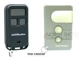 craftsman garage door opener remote craftsman garage door opener remote troubleshooting sears remotes craftsman garage door