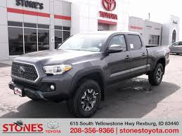 2017 Tacoma Towing Capacity Chart Seven Ways On How To Get The Most From This Toyota Tacoma