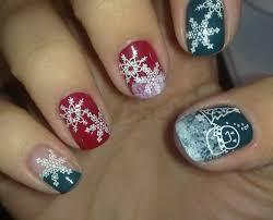 Christmas Nail Art Design Ideas for Ladies - LustyFashion