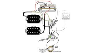 two humbucker wiring diagram wiring diagram and schematic design wiring diagram 2 humbuckers 1 volume tone 5