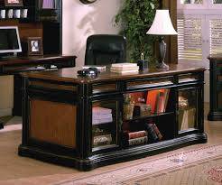 executive office desks for home. Exellent Office Image Of Simple Black Executive Desk In Office Desks For Home E