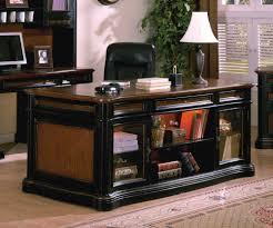 home office black desk. Image Of: Simple Black Executive Desk Home Office