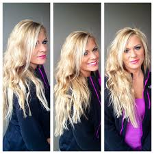 Hair Color Blonde Liz Luras