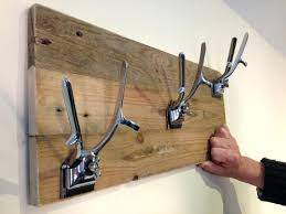funky coat rack up cycled barbering clippers used to make hangers barber  shop furnishing racks . funky coat rack ...