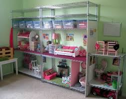 How to Make a Cheap Dollhouse for American Girl Dolls – Clue Wagon