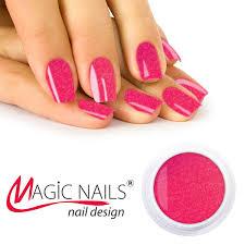 Barva Roku 2019 Korálová Magic Nails Gelové Nehty