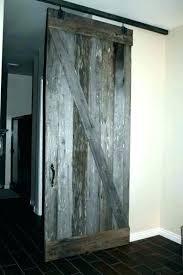 reclaimed wood sliding door sliding barn door for closets barn wood reclaimed wood door reclaimed wood