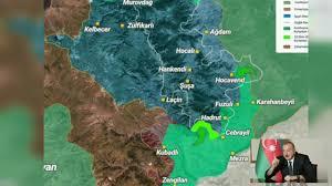 Azerbaycan Ermenistan cepheden son dakika haberler.son durum haritası -  YouTube