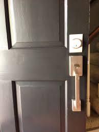 black front door hardware. Front Door Handles. Astounding Exterior Sets Wooden Rustic Handle Entry Locksets Double Cylinder Hardware Black W