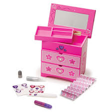 Melissa And Doug Decorate Your Own Jewelry Box Kids Jewelry Box Decorate Your Own Mini Dresser Wooden Radar 15