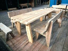 rustic wooden outdoor furniture. Simple Wooden Rustic Wooden Benches Outdoor Large Size Of  Patio Valley Furniture Wood Wholesale  On S