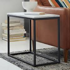 coffee table slim side table decorative inspirations also picture box frame west elm coffee stirring