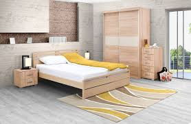 Schlafzimmer Komplett Set B Pontevedra 5 Teilig Teilmassiv