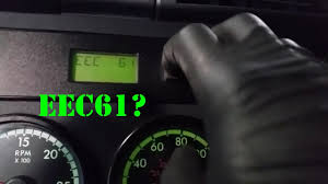 Freightliner Warning Lights Reading Fault Codes From A Cascadia Dash
