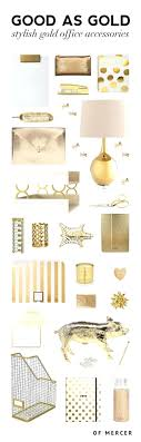 elegant office accessories. wonderful office gold desk accessories of mercer blog detailed image elegant office  home in e