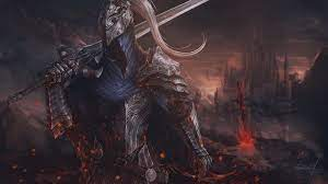 Armor, Dark Souls, Sword, Art, Video ...