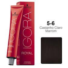 Buy Schwarzkopf Igora Royal Hair Color Color 5 6 Light