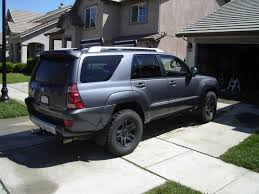 toyota 4 runner with big wheels | New black rims - Page 6 - Toyota ...