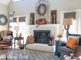 Fall Living Room Decor Decorating For Fall Have To Be Hard Or Time Stunning Easy Living Room Decorating Ideas