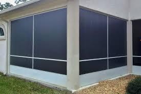 florida glass privacy screen